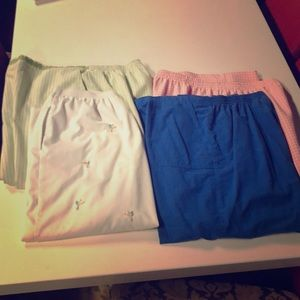 Lot of 4 Alfred Dunner pants